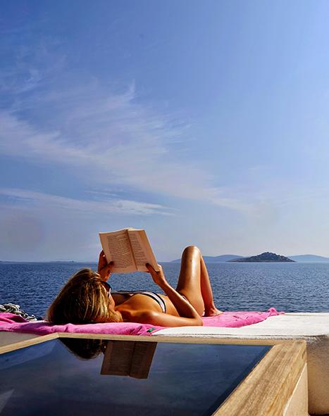 Best way sailing Greece